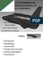 ANALISIS AERODINAMICO - Presentacion