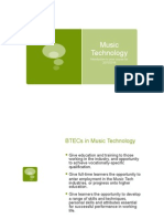 Intro to Music Technology 1516