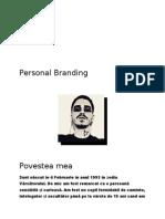 Pers Branding