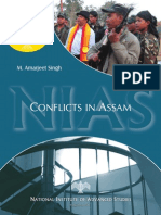 Conflicts in Assam