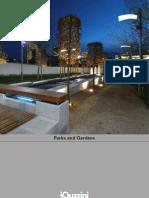 Parks and Gardens - iGuzzini - English