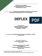 Manual de DEFLEX