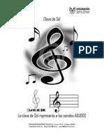 Cartilla Musica Estudiantes