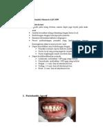 Klasifikasi Periodontitis Menurut AAP 1999