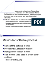 Software Metrics 1
