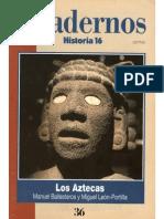 Cuadernos Historia - Los Aztecas