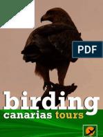Birding Canarias Tours 2010