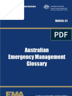 Emergency Management Australia