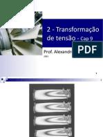 2-Cap09 Transf Tensoes2015 2