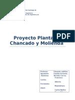 Proyecto Planta de Chancado y Molienda Grupo N_2