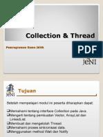 JENI6 - Bab 2 - Collection & Thread