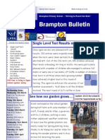 Issue 8 Newsletter Spring