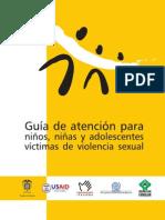 Atencion Violencia Sexual