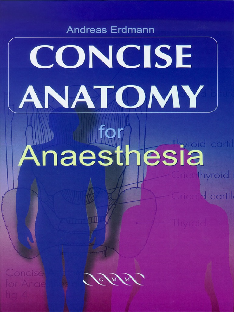 96765757 Concise Anatomy For Anaesthesiapdf Heart Valve Common