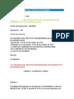 Ley_decreto_123 L Org INAA