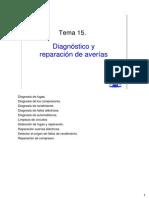 15-Tema 15 Diagnosis de Averias