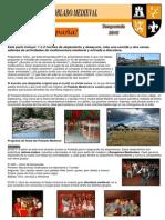 Plan de Fiesta Poblado Medieval 2015
