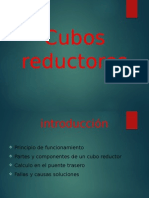 cubos reductores