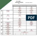 sesiunea 14-21 septembrie 2015   An I sem I+II