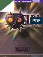 The Legend of Zelda - Majora's Mask - Official Nintendo Player's Guide