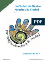 Carta Ciudad 2011-Muestra