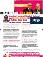 Tract A4 Aulnay