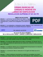 SEGURIDAD EN CONSTRUCCION CIVIL 2006.ppt