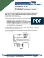 Pruefanweisung Generator Reihe 40xx DWG Englisch