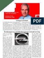 Newsletter März 2010