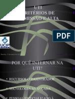 2ª-Admissao Alta UTI 2010
