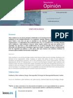 DIEEEO35 2015 Ciber Resiliencia LuisdeSalvador
