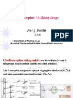 Chapter 8 Cholinocelptor Blocking Drugs-jjl.2013.9
