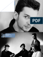 Depeche Mode - Some Great Reward Digital Booklet