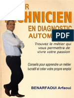 E-book Devenir Technicien en Diagnostic Et Maintenance Automobile
