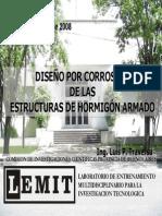 11 - Diseño Por Corrosión de Las Estructuras de Hormigón Armado - L.traversa