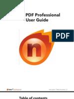 Nitro PDF User Guide