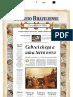 Brasil 500 Anos jornal