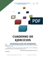 Cuaderno Ejercico Introducción a Windows