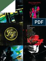 Foo Fighters - Wasting Light Digital Booklet