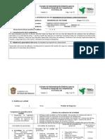 FO-TESCo-59 Instrumentacion Didactica Para La Formacion y Desarrollo de Competencias V4 Ingeniería de Sw