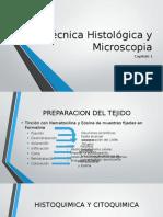 Técnica Histológica y Microscopia