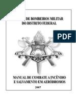 CBMDF - Manual de Combate a Incêndio e Salvamento Em Aeródromos