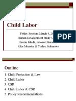 5304 Child Labor HDGroup