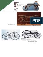 historia de las bicicletas