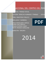 Ministerio Publico Monografia