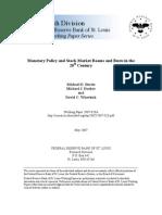 St Louis Fed Paper