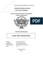Code First m.