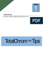 ChromLab TotalChrom Tips