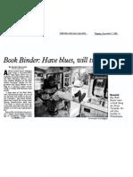 Bookbinder 1992