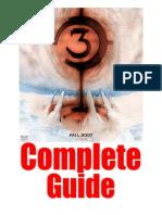 Halo 3 Guide-guidance